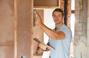 Plasterer Coates UK